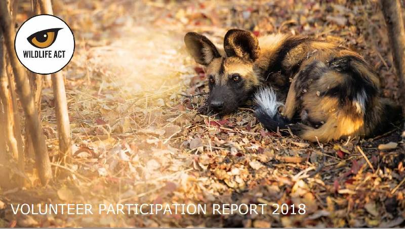 ACT Volunteer Participation Report 2018 1