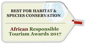 ATC Kwazulu Big 5 project African Responsible Tourism Award 2017