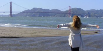Au Pair in Amerika Golden Gate