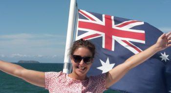 Au Pair Australie Lotte van de Akker