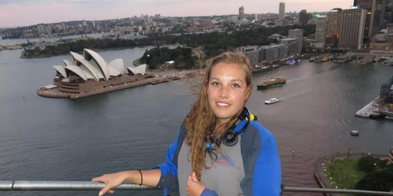 Au Pair Australie Lynn van de Vegt Harbour Bridge