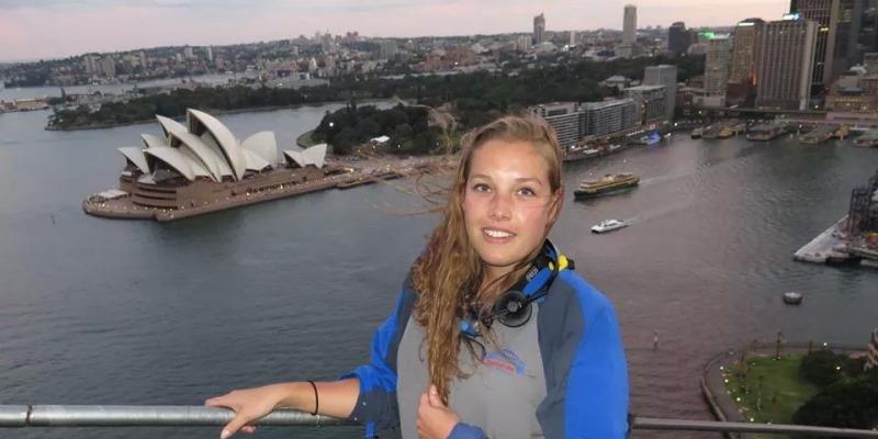 Au Pair Australie Lynn van de Vegt Harbour Bridge