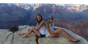 Au Pair in Amerika Gran Canyon