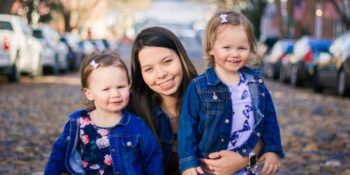 Au Pair in Amerika au pair met kids