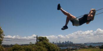 Au Pair in Australië schommelen in Sydney