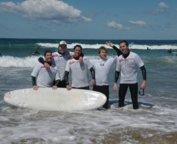 Australie Kickstart Ultimate Oz Surf