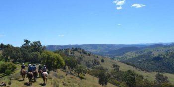 Australie Kickstart Ultimate OZ Ranch paardentocht