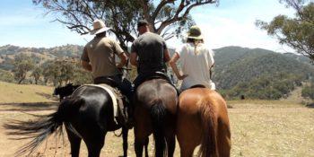 Australie Kickstart Ultimate OZ Ranch paardrijden