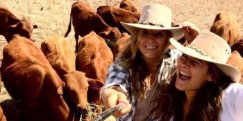 Australie Kickstart Ultimate OZ Ranch selfiemetkoe