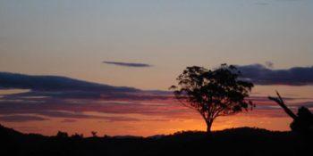 Australie Kickstart Ultimate OZ Ranch sunset