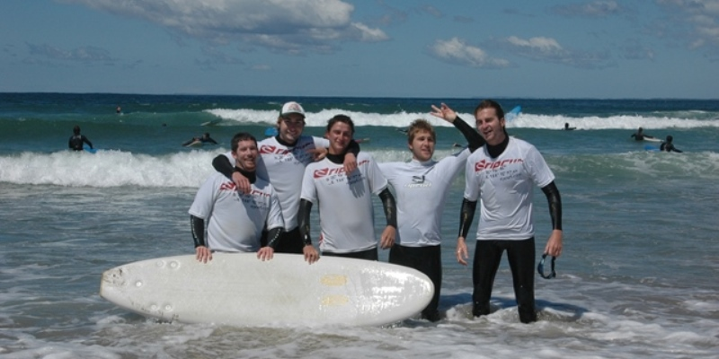 Australie Kickstart Ultimate OZ surf les