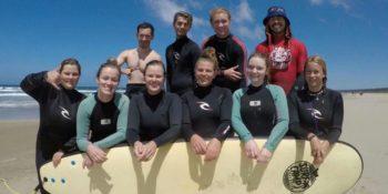 Australie Ultimate Oz groep deelnemers