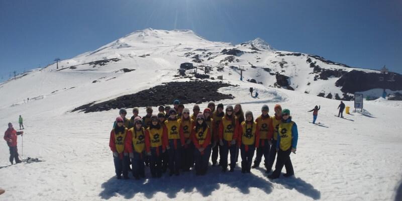Avondale Highschool Nieuw-Zeeland 10 Camp Taurewa