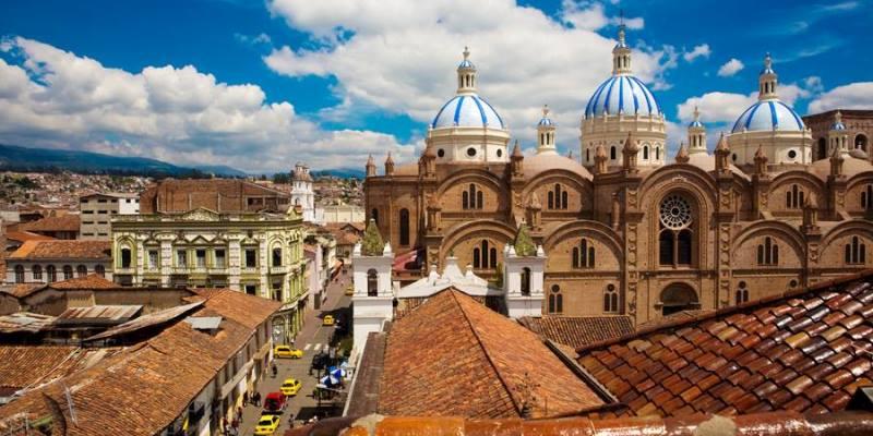 Ecuador vrijwilligerswerk Quito 2