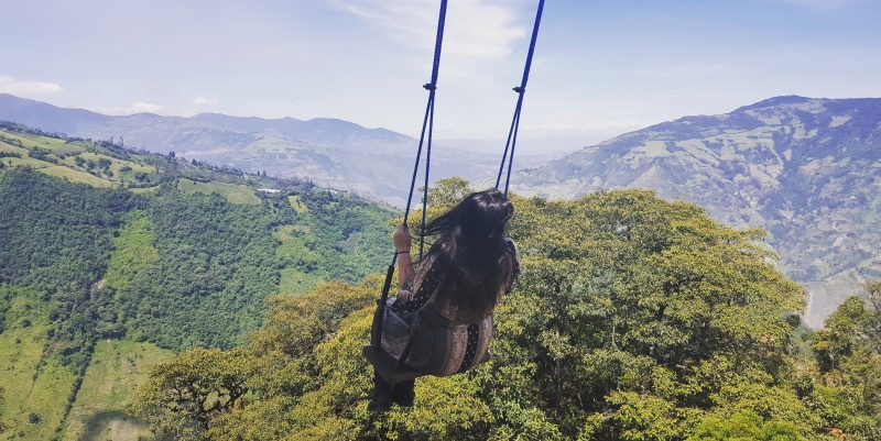 Ecuador vrijwilligerswerk Quito Brennar Vaez