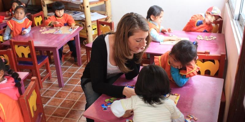 Ecuador vrijwilligerswerk Quito Villa Ticca 2