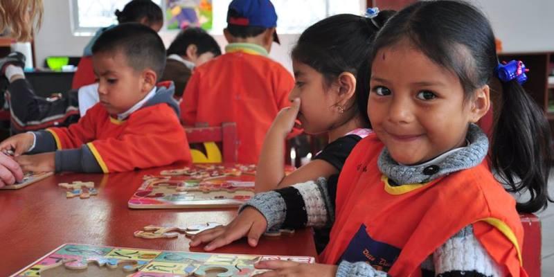 Ecuador vrijwilligerswerk Quito Villa Ticca 3