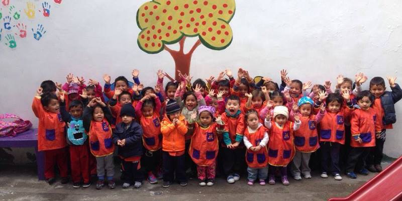 Ecuador vrijwilligerswerk Quito Villa Ticca