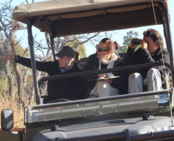 Zuid-Afrika Welgevonden Conservation and Research project
