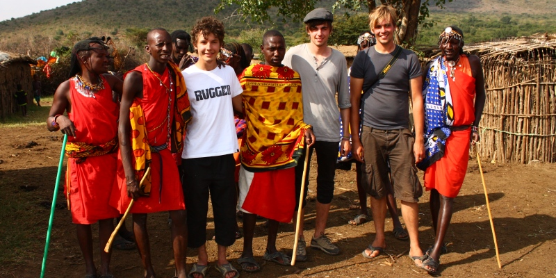 Kenia Wildlife Conservation and Community Masai