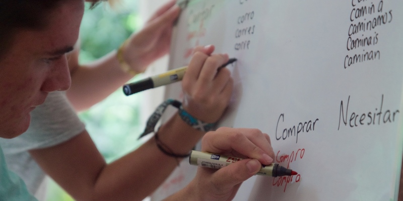 Kickstart Costa Rica Spaanse les