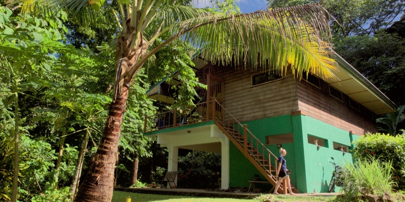 Kickstart Costa Rica accommodatie Surfcamp