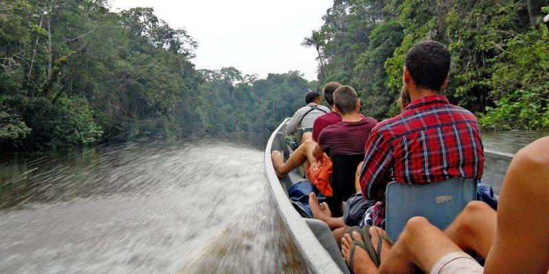 Kickstart Ecuador Cuyaben Wildlife Reserve