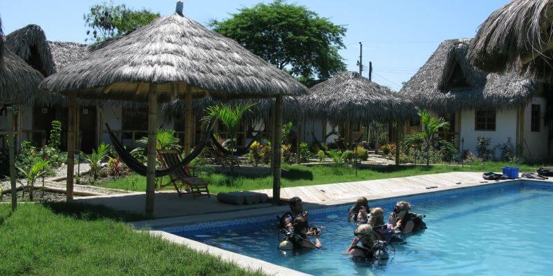 Kickstart Ecuador Duikles Montanita
