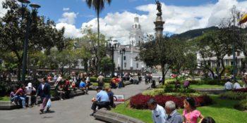Kickstart Ecuador Quito