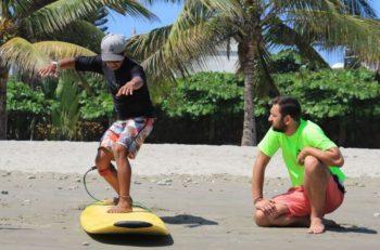 Kickstart Ecuador Surfles Montanita 2