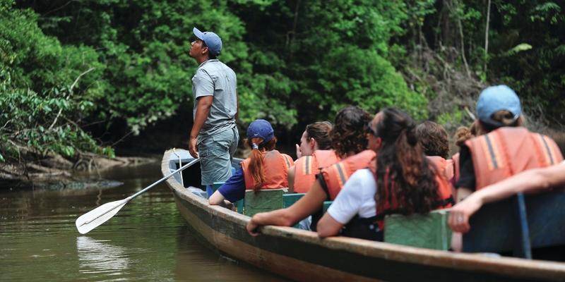 Kickstart Ecuador jungleweek 1