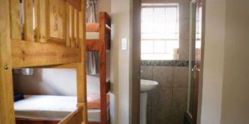 Kruger to Cape accommodatie slaapkamer