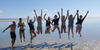 Kruger to Coast Mozambique strand