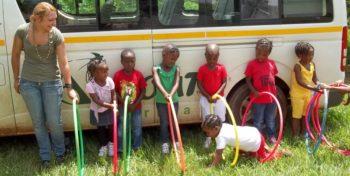 Kruger to Coast vrijwilligerswerk Swaziland 3