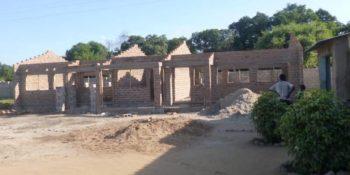 Livingstone aanbouw nieuwe school feb 19
