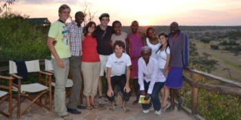 Masai Mara Big Cat Conservation groep
