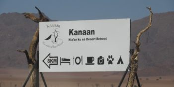 Namibie Wildlife Rehab and Research Kanaan