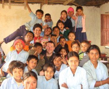 Nepal vrijwilligerswerk in Kathmandu