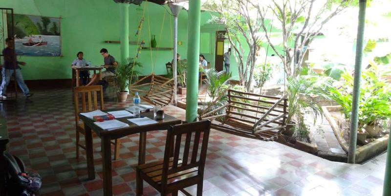 Nicaragua vrijwilligerswerk in Granada Spanish Class