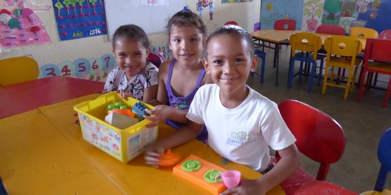 Nicaragua vrijwilligerswerk in Granada school
