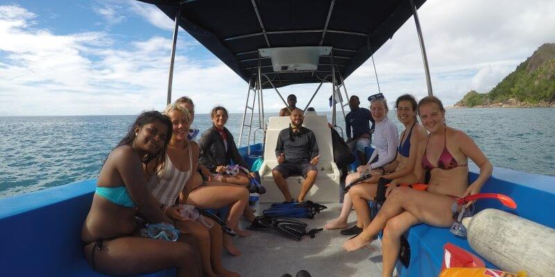 Seychellen Marine and Terrestrial Conservation 13