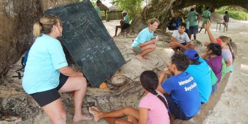 Seychellen Marine and Terrestrial Conservation 7