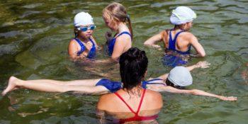 Summercamp USA zwemles