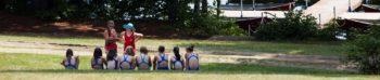 Summercamp USA zwemmen