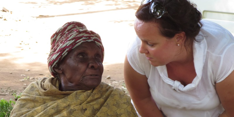 Tanzania vrijwilligerswerk Kilimanjaro community werk 2