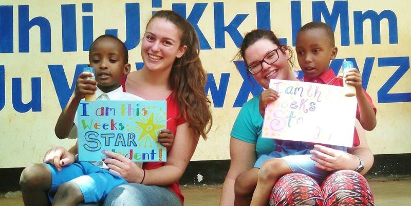 Tanzania vrijwilligerswerk Kilimanjaro onderwijsproject 2