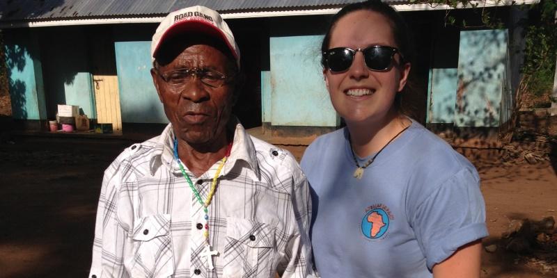 Tanzania vrijwilligerswerk Kilimanjaro ouderenproject 2