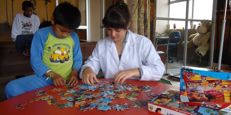Ecuador childrens hospital