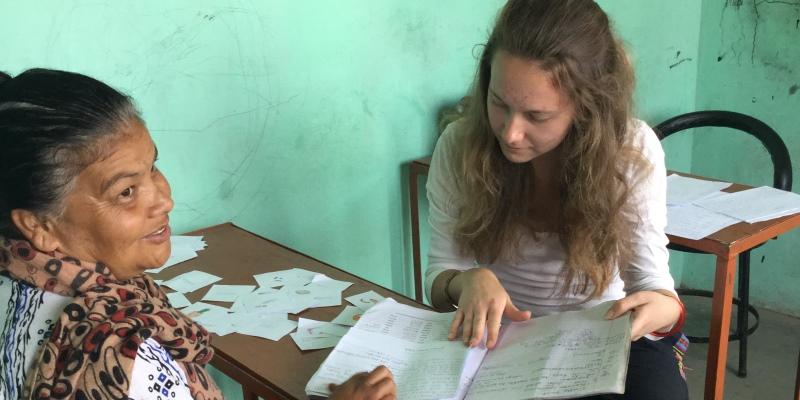 Vrijwilligerswerk Kathmandu women empowerment project 2