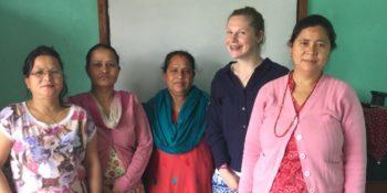 Vrijwilligerswerk Kathmandu women empowerment project